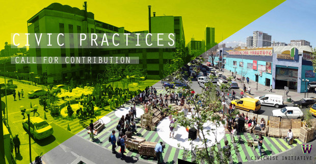Convocatoria libro Civic Practices - CivicWise