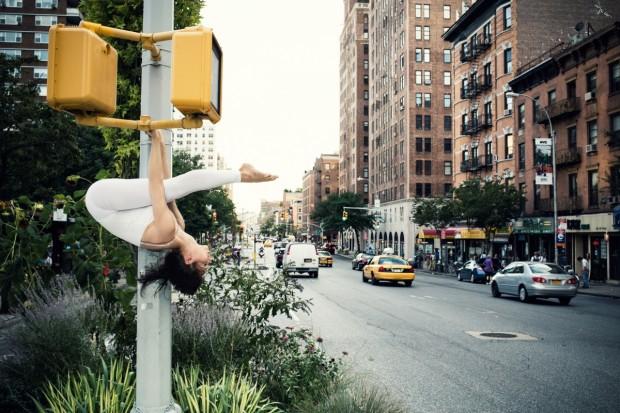 Urban yoga New York