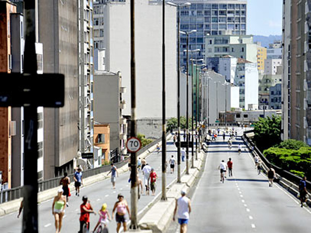 Minhocao, Sao Paulo
