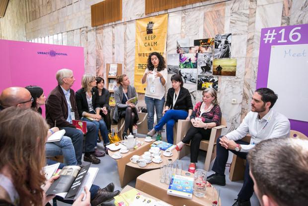 Contando la experienca de Tesalónica - URBACT City Festival