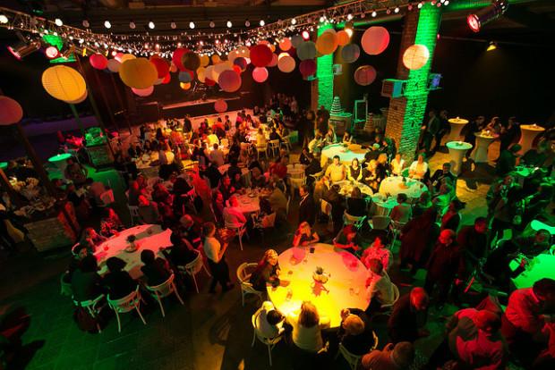 Y por supuesto... ¡la fiesta! - URBACT City Festival