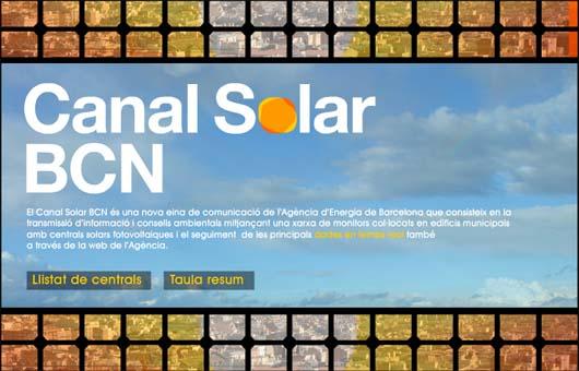 Canal Solar BCN