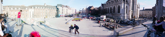 skate park ursulines bruselas