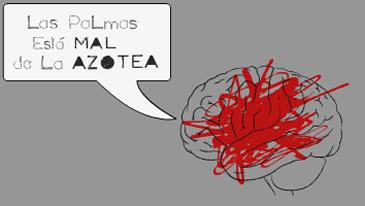 Las Palmas está mal de la Azotea