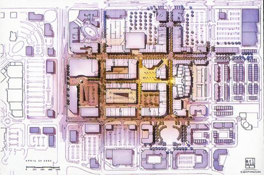 design of malls