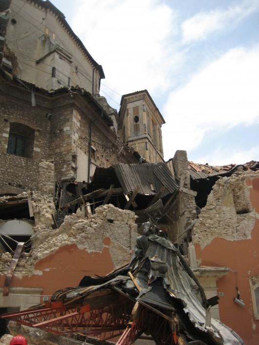 l'aquila terremoto 2