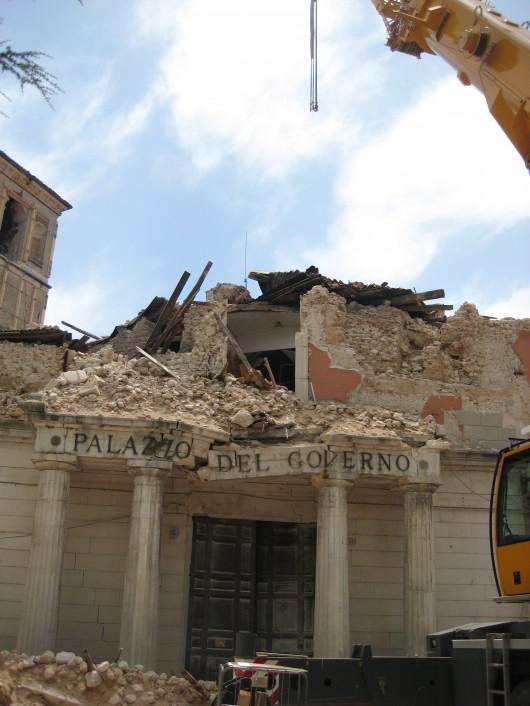 l'aquila terremoto 1