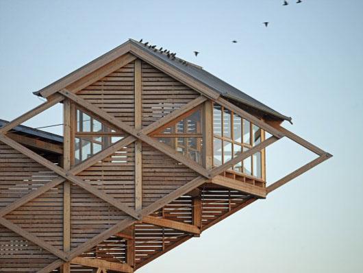 Torre de Observación de Aves - GMP Architekten