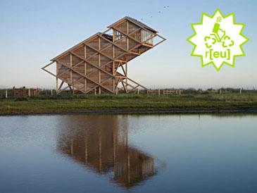 Torre de Observación de Aves - GMP Architekten_front