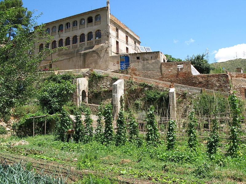 CAN MASDEU - Centro de Investigación Social y Ecológica en Barcelona ...