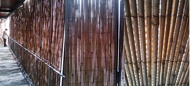 A pocos d as de la inauguraci n de la expo 2010 shangh i ecosistema urbano - Casa de bambu madrid ...