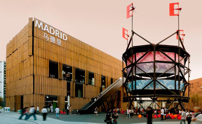 Expo ecosistema urbano - Casa de bambu madrid ...