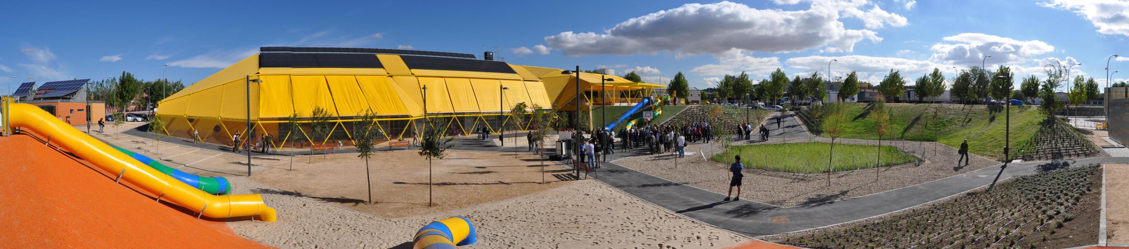 plaza   ecosistema urbano