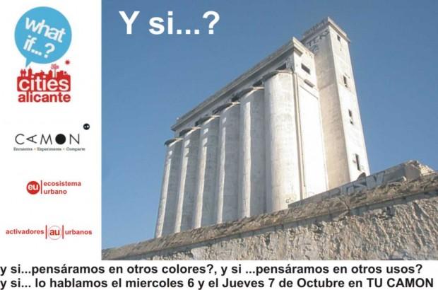 Silos de harina de San Blas, Alicante