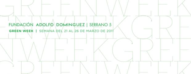Ecosistema urbano en green week fundaci n adolfo for Adolfo dominguez web corporativa