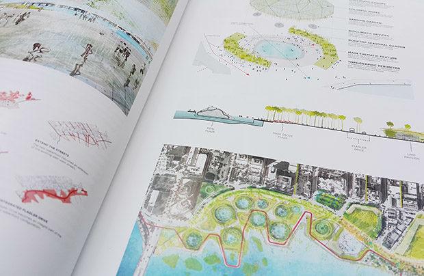Páginas del dosier de Ecosistema Urbano en AV Proyectos