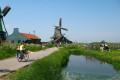 Zaanse Schans, living history museum in Zaanstad, Netherlands - Foto: Bogdan Migulski