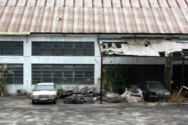 Espacio abandonado - Foto por Wunkai en Flickr