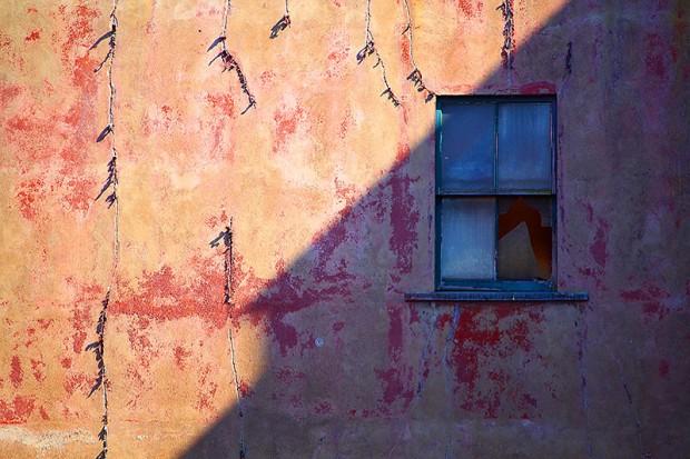 Ventana rota - Foto por David en Flickr