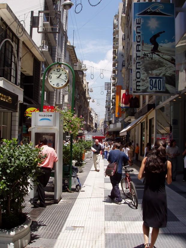 Calle Florida - Buenos Aires - Foto por reydepersia en Flickr
