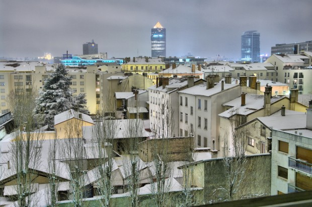 Lyon - Fotografía de Jean-Raphaël Guillaumin