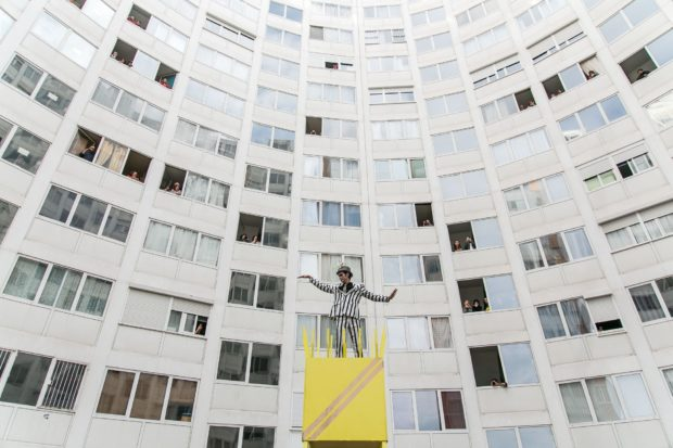 """Imagen de """"Kópera"""", uno de los nueve proyectos de Imagina Madrid. Foto: Lukasz Michalak."""