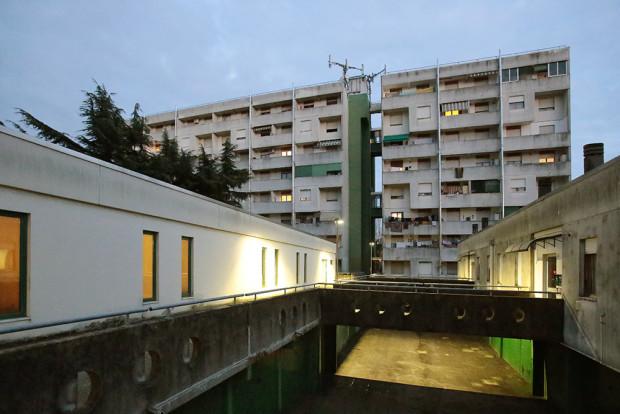 Los Edificios de Via del Bosco
