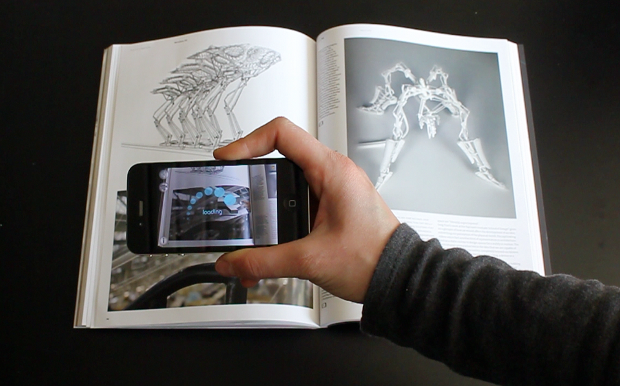 Realidad Aumentada aplicada a un libro en papel