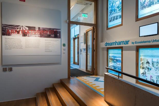 Arkitektur Import - entrance