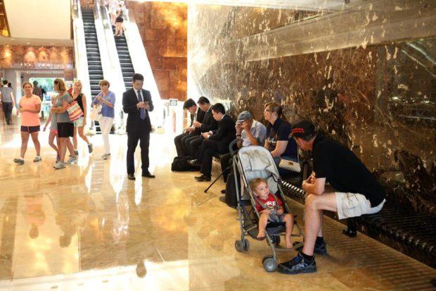 El banco en uso la ciudadanía - Foto: Wall Street Journal