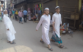 Being a pedestrian in Dhaka