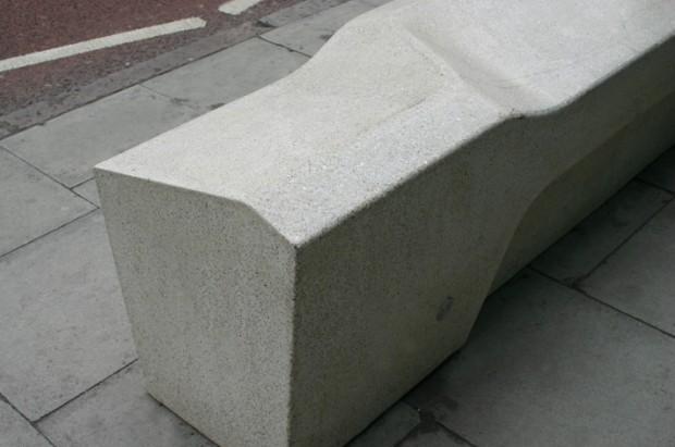 Candem Bench: detalle - Foto por Factory Furniture