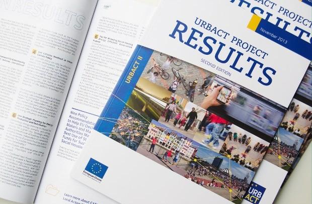Segunda edición impresa de los resultados de URBACT II