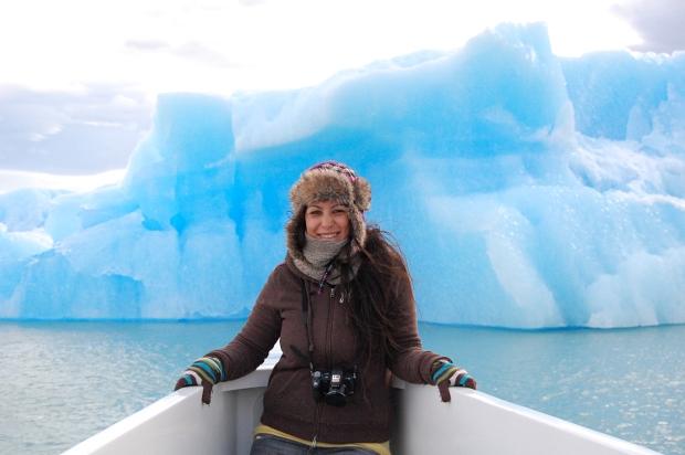 Serena in Patagonia