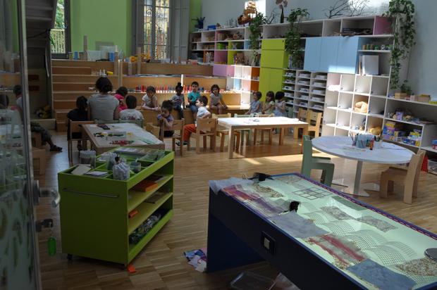 Reggio school