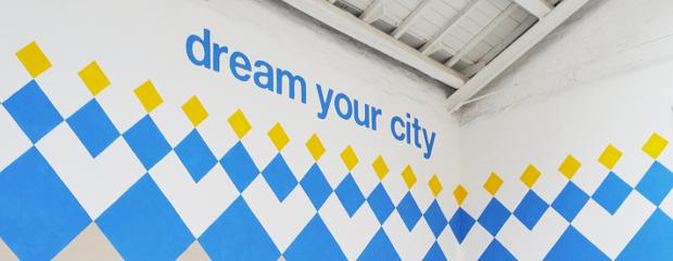 Dream Your City - Ecosistema Urbano at the Venice Biennale of Architecture 2012