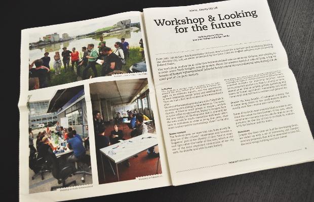 TREIB GUT magazine - Article by Ecosistema Urbano