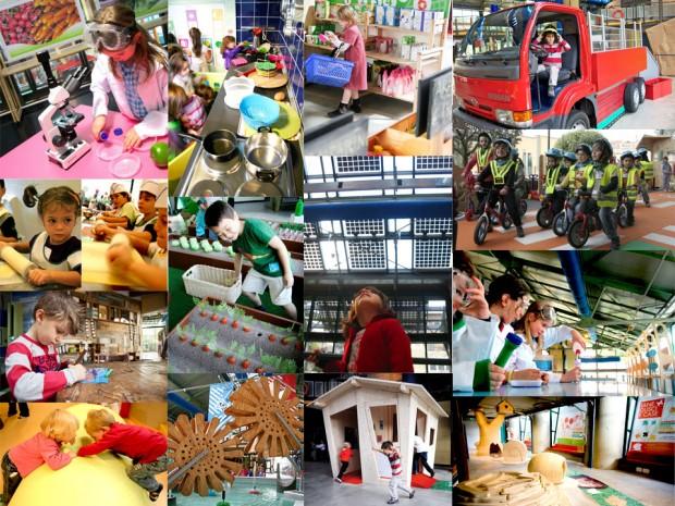 Explora, el Museo de los niños, Roma, Italia