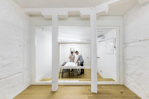 Ecosistema Urbano office in Madrid