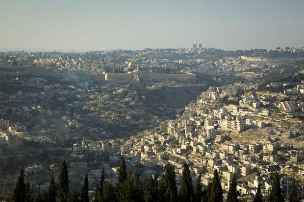 Jerusalén, Israel. Foto: UN Photo/Rick Bajornas