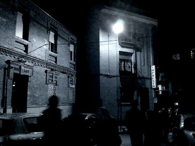 Deambulación - foto por Jorge Toledo