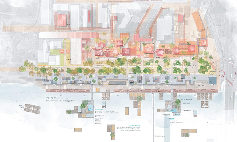 City splash for copa cagrana neue ecosistema urbano for Arquitectura y urbanismo