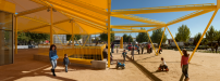 Plaza Ecópolis - clic para ampliar