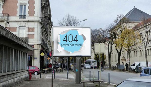 Publicité Grenoble