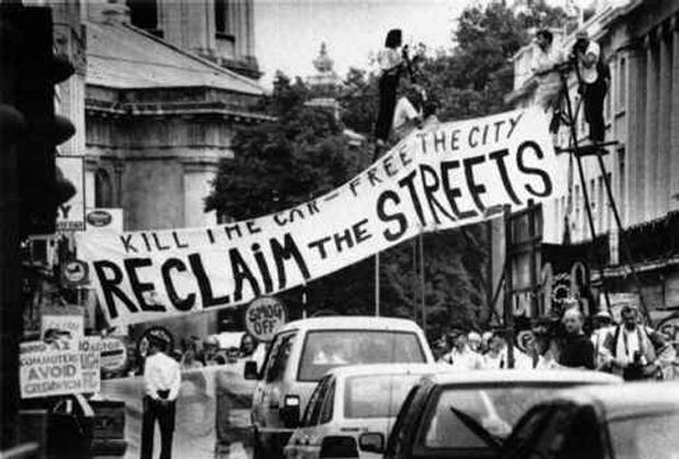 Reclaimb the Streets