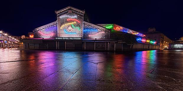 Torino Porta Palazzo - clic para ver original