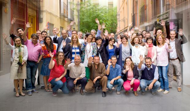 El grupo - Foto: Emilio P. Doiztúa