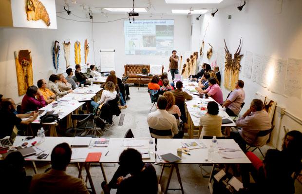 Vista general de la sala - Foto: Emilio P. Doiztúa