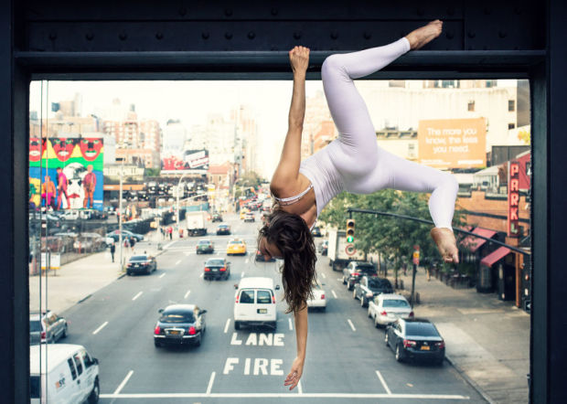 Urban Yoga, New York. Photography by Jaka Vinšek
