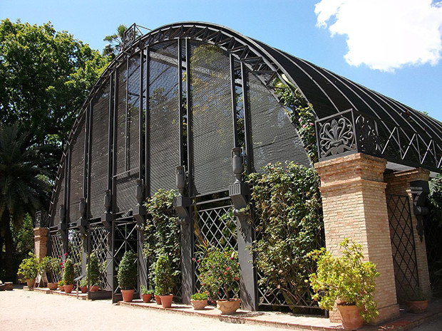 Umbracle del Jardí_Botànic de València